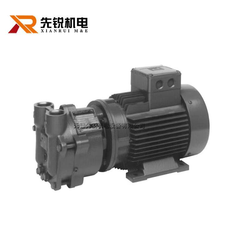 气体和蒸汽处理泵SIHI希赫 LEMC125 水环真空泵 2