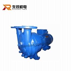 中藥濃縮器化工蒸餾塔用泵佶締納士NASH 2BV5 111-OKC液環真空泵