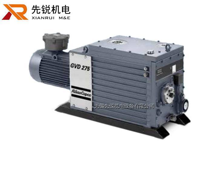 阿特拉斯 GVD 1.5双级油润滑旋片式真空泵  3