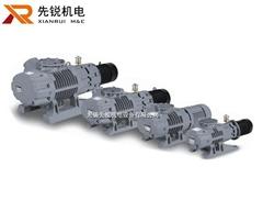 阿特拉斯真空泵 DRB 250机械增压泵 罗茨泵泄漏测试应用