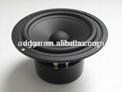 6.5 inch pa loud speaker for home theatre/ bass speaker 6.5""