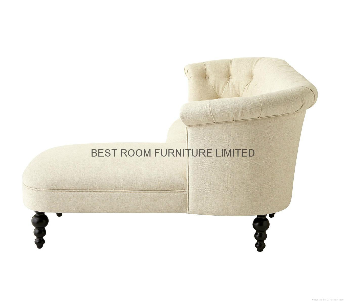 mordern liene  fabric tuffed hot-sold american furniture corner sofa with chaise 3