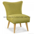 6 Colorfull leisure chairs France style chairs creative fabric  accent  chairs 2