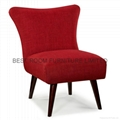 6 Colorfull leisure chairs France style chairs creative fabric  accent  chairs 3