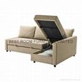 storage sofa  furniture corner sofa  sofa beds functional storage sofa bed 5