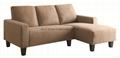 promotion cheap corner sofa leather