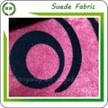 Wholesale Flocking microfiber faux suede fabric design for sofa and pillow 5