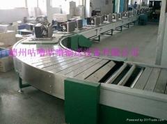 供应B400高质量食品不锈钢网带输送机