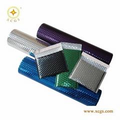 Customized Metallic Foil Bubble Bag/Pouch