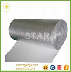 EPE/XPE Foam Aluminum Foil Heat Reflective Sheet