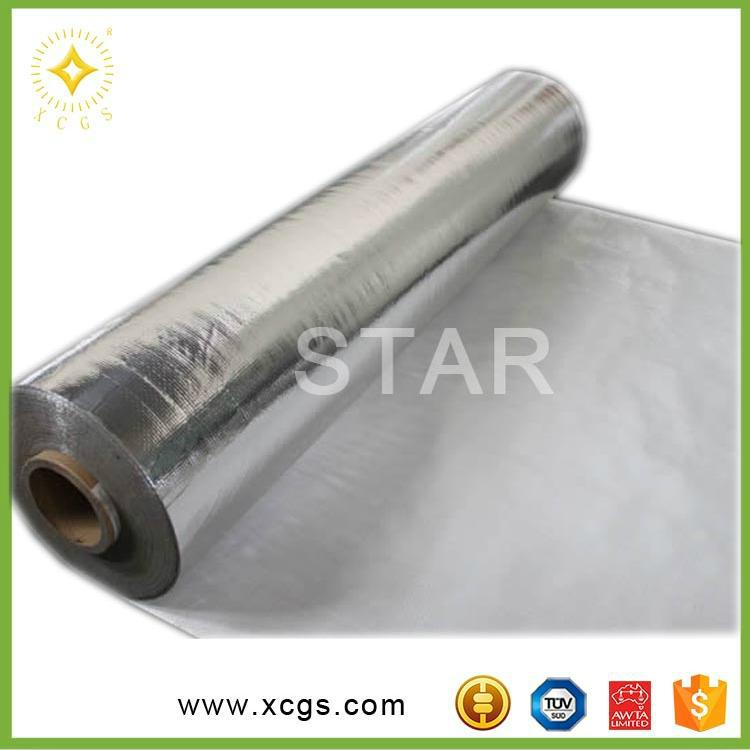 Fire Resistant Woven Fabric Aluminum Foil Thermal Break