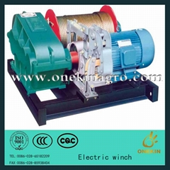 electric anchor winches