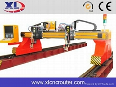 large size cnc plasma metal cutting machine XL40100