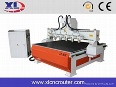 hot sale XL1616 cnc router multi heads woodworking machine-cnc engraving machine