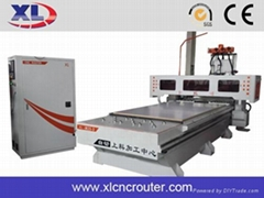 Cnc router 1325 with aut