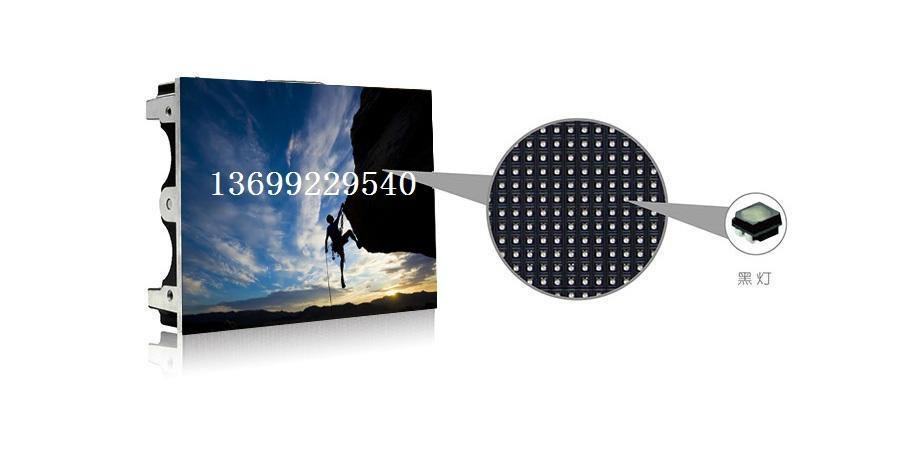 江西廣播電視高清LED小間距顯示屏 3