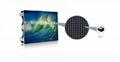 江西廣播電視高清LED小間距顯示屏 5