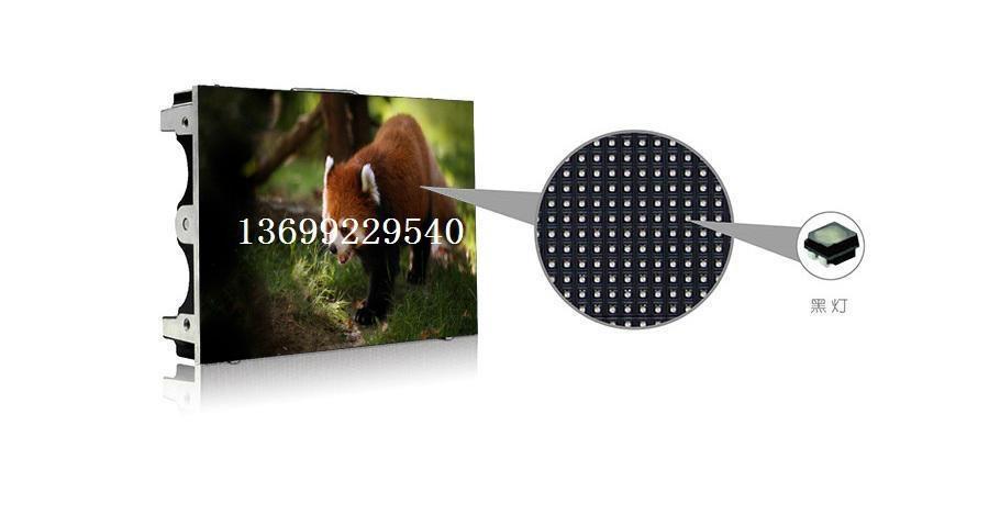 江西電視台高清LED小間距顯示屏背景牆 3