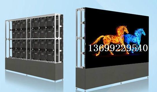 江西電視台高清LED小間距顯示屏背景牆 1