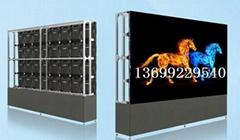 江西電視台高清LED小間距顯示屏背景牆