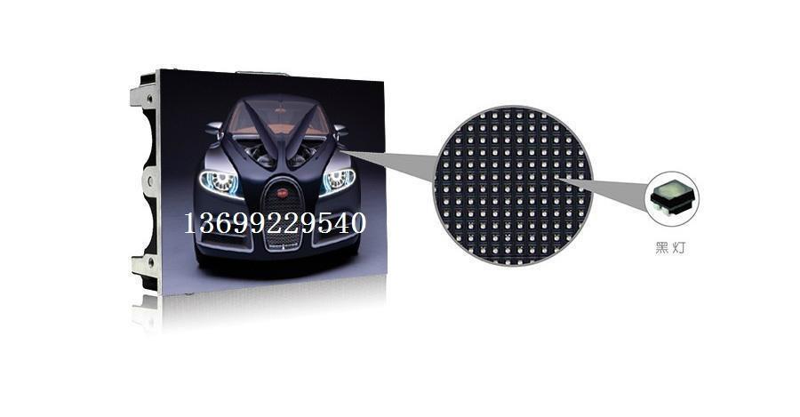 江西電視台高清LED小間距顯示屏背景牆 2