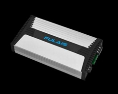 80W 4 Channel Amplifier