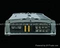 FULAIS CAR AUDIO Class AB 100W 2-4 ohms stable 4 Channel Amplifier
