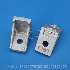 铝型材配件直角连接件