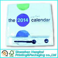 Calendar can be customized