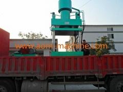 Automatic Zinc Oxide Powder Hydraulic Tablet Press