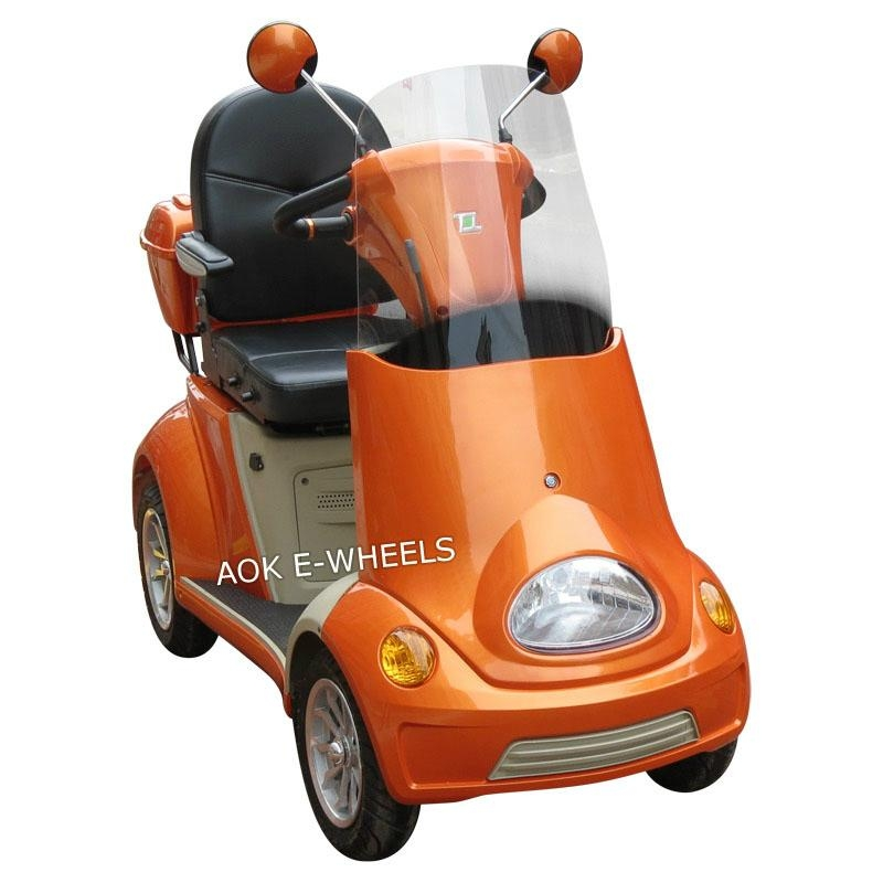 Disabled Four Wheel Electric Mobility Scooter for Elder ...
