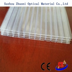Polycarbonate Hollow Sheet With