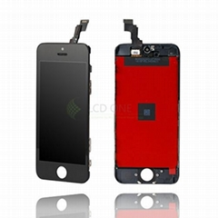 For Apple iPhone 5C LCD Screen Replacement And Digitizer Assembly with Frame