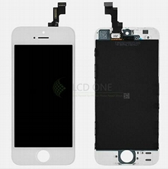 For Apple iPhone SE LCD Screen Replacement And Digitizer Assembly with Frame