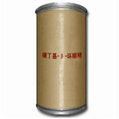 Sulfobutyl ether-beta-cyclodextrin