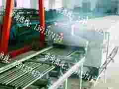 Steel tube annealing furnace