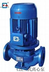 CZL立式管道離心泵