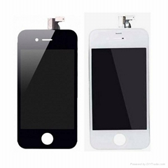 Lcd digitizer assembly for 4G/4S