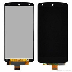 Wholesale price for lg nexus 5 D820 lcd digitizer assembly