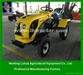 Newest farm mini tractor for 18hp