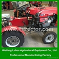 LH electric started 15hp mini farm tractor for sale 1