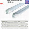 T8 LED fluorescent lamp