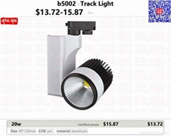 LED Track Light 20W