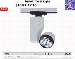 10W Track Light