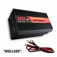 WS-IC500 WELLSEE 12v to 220v voltage 500w inverter transformer car power inverte