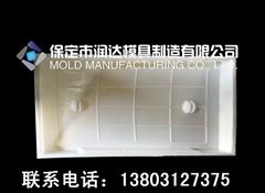 出售襯砌渠蓋板模具價格低廉六角塑料護坡模具