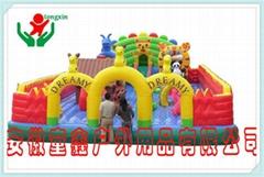 充氣儿童城堡