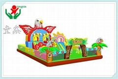 廠家直銷儿童樂園城堡