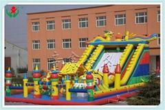 儿童游乐城堡