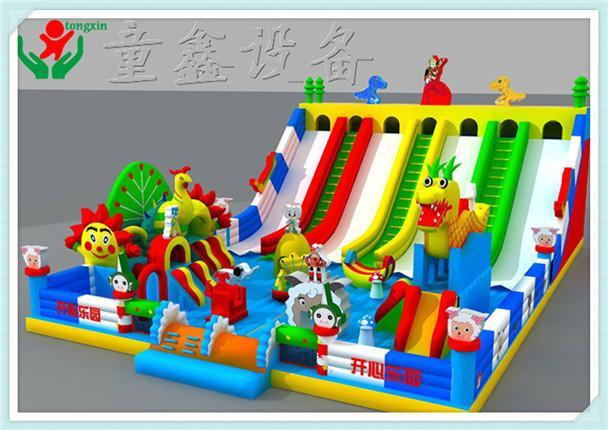 儿童遊樂城堡 4